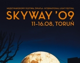 Plakat Skyway '09