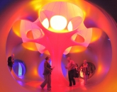 """Luminarium Exxopolis"", Skyway '12"