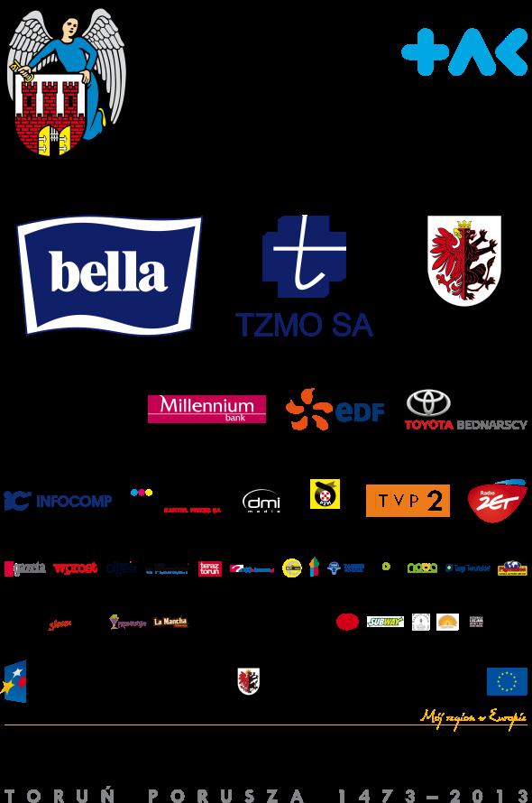 Sponsorzy i partnerzy Bella Skyway Festival