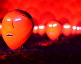 Świetlne maski Bwindi